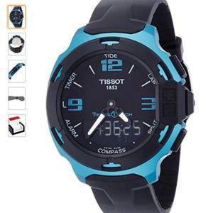 Tissot T-Race Touch Aluminum Mens Watch T081420970